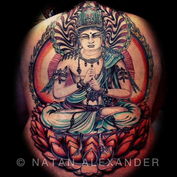 Natan keithbuddha boston tattoo convention for Tattoo artists boston