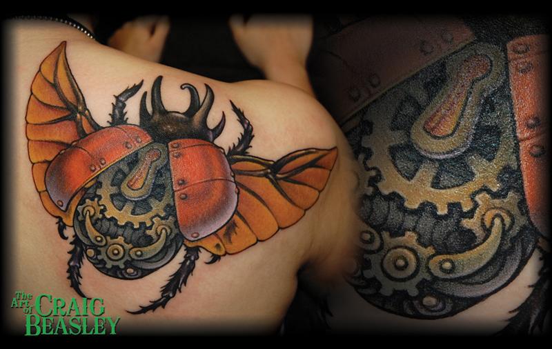 Craigbeasley1 boston tattoo convention for Tattoo artists boston