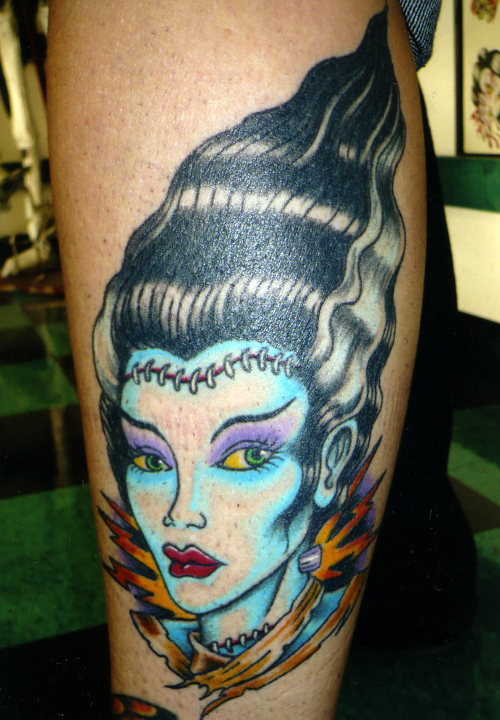Aaroncoleman7 boston tattoo convention for Tattoo artists boston