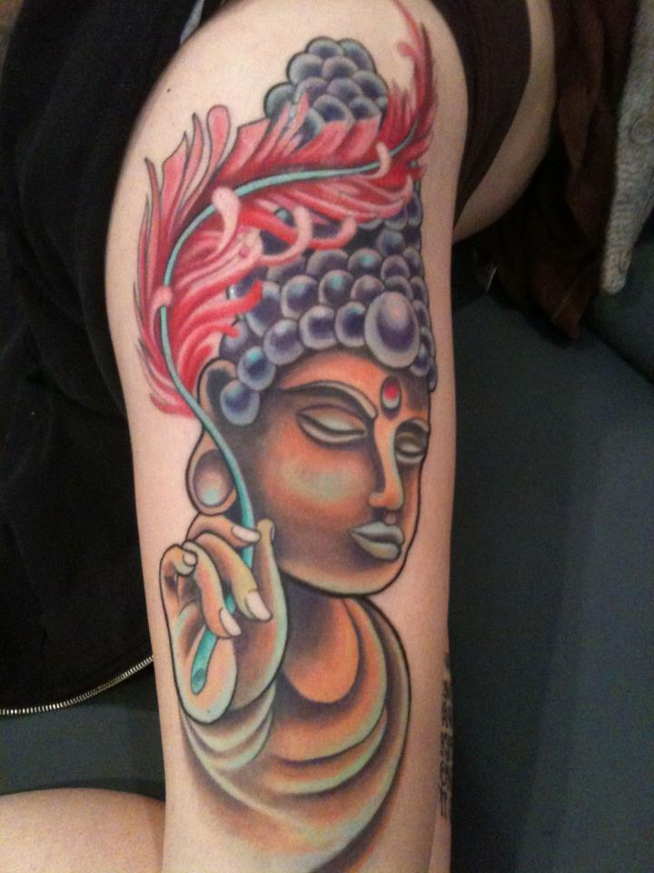 Jackie Sherman Tattoo
