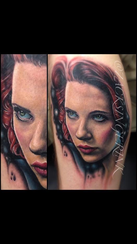 Zack Singer Tattoo
