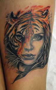 Sean Ambrose Boston Tattoo Convention