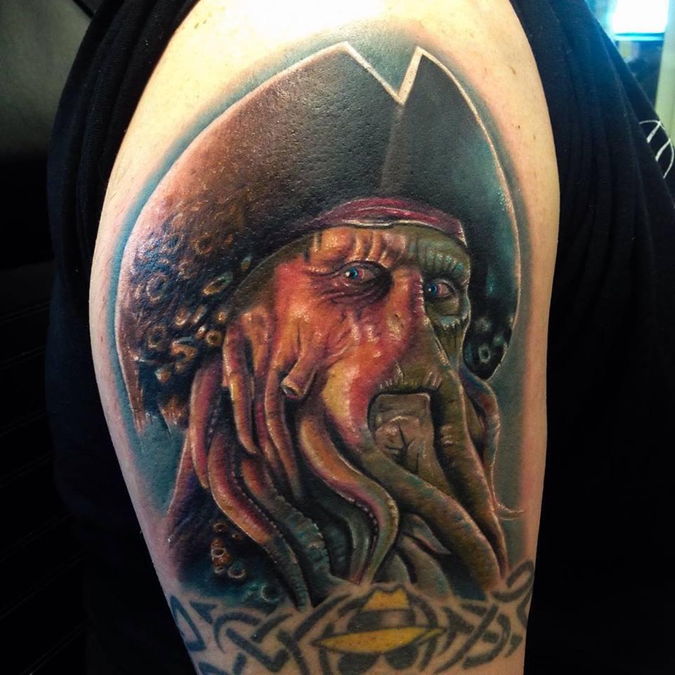 Jesse pinette boston tattoo convention for Tattoo artists boston