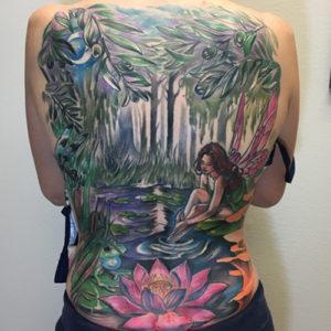 Adriana horga boston tattoo convention for Tattoo artists boston