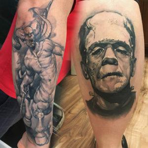 Adriana horga boston tattoo convention for Tattoo convention 2017 denver