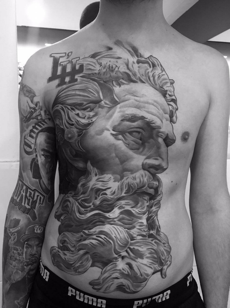 Jose bandera boston tattoo convention for Tattoo artists boston