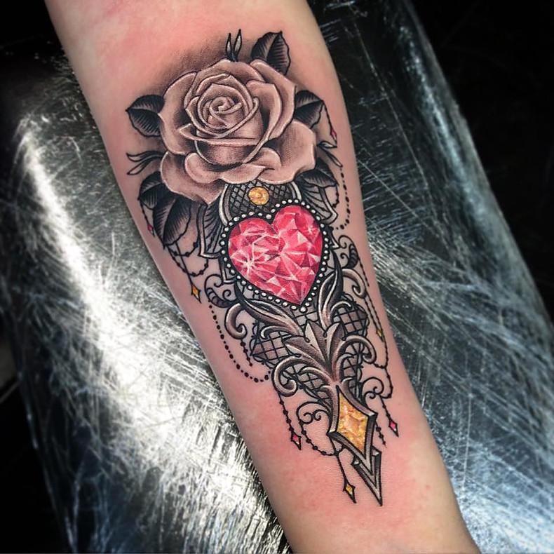 Tate woodruff boston tattoo convention for Tattoo artists boston
